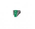 Набор штифтовых ключей TORX Wiha 363H9 06376 9 предметов