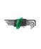 Набор штифтовых ключей TORX Wiha ProStar MagicSpring SB 366R SZ13 31923, 13 пр. в блистере