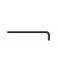 Шестигранный штифтовый ключ Wiha 369B 03875 10.0 х 231 сферическая головка вороненый