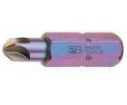 """Бита TorqSet PrecisionBits C6,3 с внешним шестигранником 1/4"""" PB Swiss Tools PB C6.187/10"""
