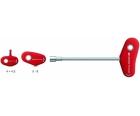 Отвертка-торцовый ключ HEX Nut с Т-образной ручкой PB Swiss Tools PB 202.12-230 M12