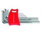 Набор штифтовых шестигранных ключей HEX PB Swiss Tools PB 210.DH-10 9 шт.