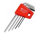 Набор штифтовых шестигранных ключей HEX PB Swiss Tools PB 210.H-5 6 шт.