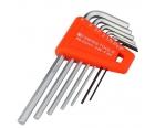Набор штифтовых шестигранных ключей HEX PB Swiss Tools PB 210.H-4 7 шт.