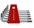 Набор штифтовых ключей TORX PB Swiss Tools PB 410.H 8-25 6 шт.
