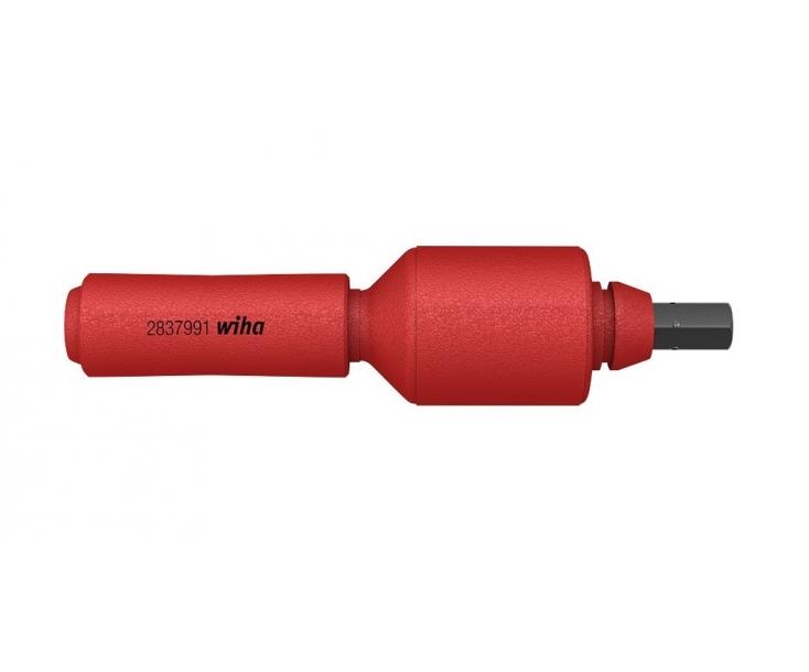 Адаптер для 6-мм бит slimBits VDE Wiha 28379-91 40749